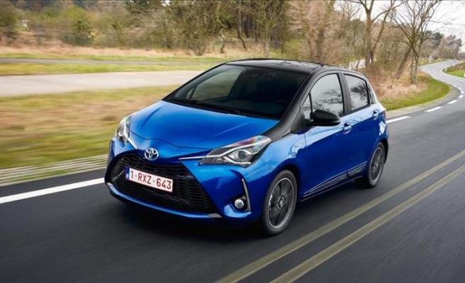 Toyota, Avrupa'da hibrit araç rekoru kırdı