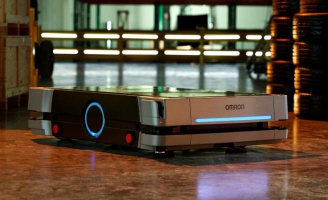 1.500 kg yük kapasiteli mobil robotunu piyasaya sunuyor