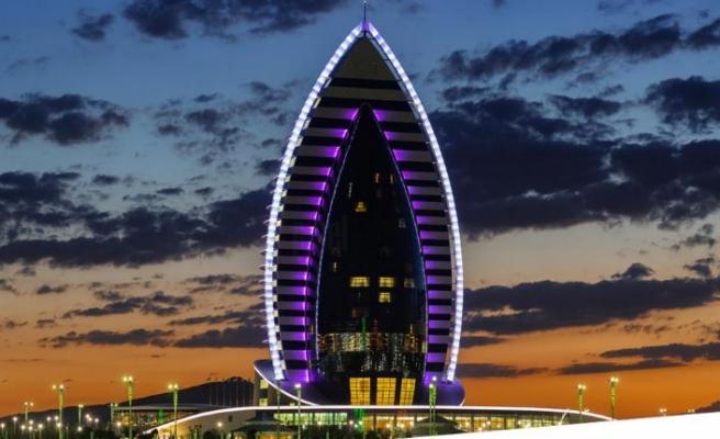 AŞKABAT HOTEL CHANDEBYL'İN TERCİHİ ALDAĞ