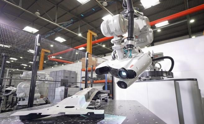Robotlu 3D muayene sistemi, kalite kontrol testlerini hızlandırıyor