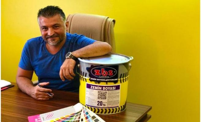 Zemin boyaları ile tesislere güvenli çözüm sunuyor