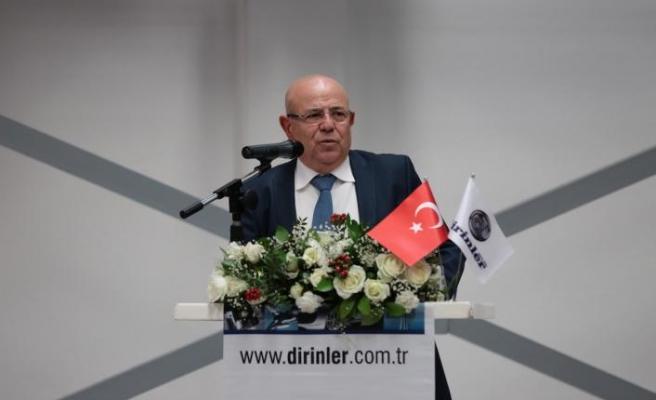 DİRİNLER'DEN İSTANBUL METRO'YA İKİNCİ YERALTI TORNA TEZGAHI