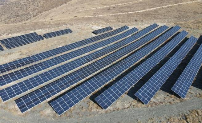 ERZİNCAN'A 6 MW'LIK GES KURDU