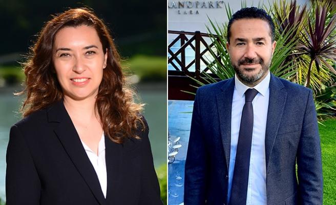 CORENDON HOTELS & RESORTS'TE YENİ ATAMALAR