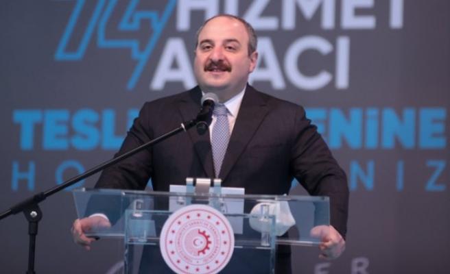 """""""GİRİŞİM YATIRIMLARI YÜZDE 74 ARTTI"""""""