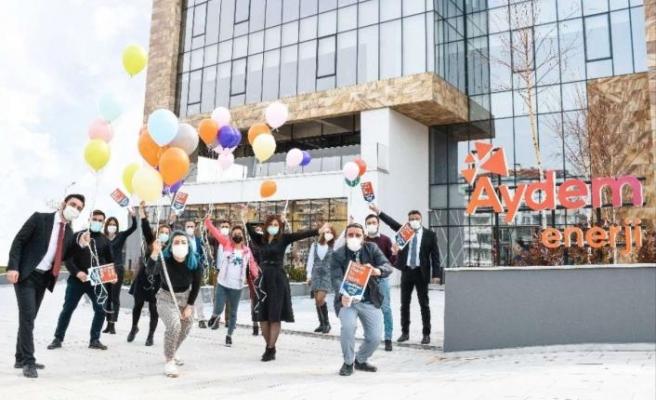 AYDEM ENERJİ PLACE TO WORK SERTİFİKASI KAZANDI