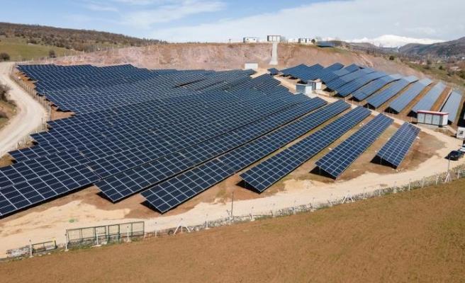 GİRESUN'UN GÜNEŞTEN ALDIĞI ENERJİ DEVLET DESTEĞİYLE ARTIYOR