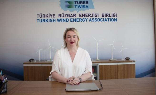 TÜREB: RÜZGAR ENERJİ MALİYETLERİNİN YARIYA DÜŞMESİ BEKLENİYOR