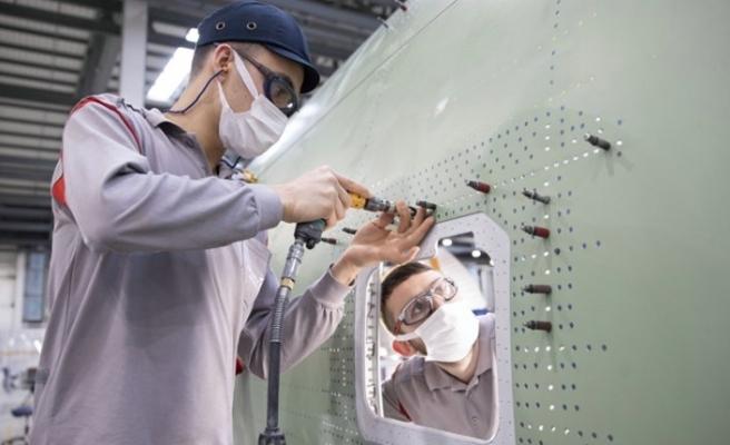 TUSAŞ, AİRBUS A320 AİLESİNİN TESLİMATINA BAŞLADI
