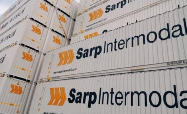 SARP INTERMODAL'DEN 41 MİLYON LİRALIK KONTEYNER YATIRIMI