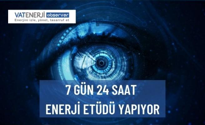 7 GÜN 24 SAAT ENERJİ ETÜDÜ YAPIYOR