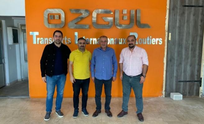 """ÖZGÜL TREYLER, YENİ ROBOT YATIRIMINDA DA """"CLOOS"""" DEDİ"""