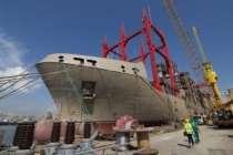 İlk yerli uçak gemisini yapıyor