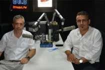 ST Endüstri Radyo'ya konuk oldu...