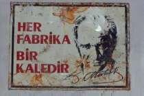 Atatürk'ün 15 yılda kurduğu fabrikalar