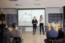 Reynaers Salt Galata'da mimarlık ofisleriyle  bir araya geldi