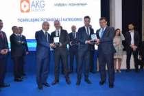 AKG Gazbeton Ticarileşme Potansiyeli Ödülü'ne layık görüldü