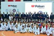 Polisan Spor, Eğitim ve Kültür Salonu açıldı