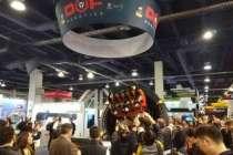 DOF Robotics, Hurricane ile CES 2019'da ilgi görüyor