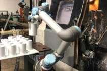 Linatex, Universal Robots'un UR5'i ile verimliliğe ulaştı