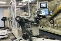 Omron, kolaboratif robotunu laboratuvarında sergilemeye başladı