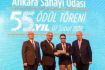 Intecro Robotics, ödüle layık görüldü
