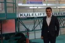 KuleLift KL1000 Cephe Platformu  işçilik maliyetini azaltıyor