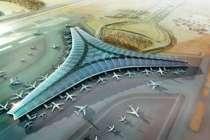 Kuveyt Havalimanı'nın yapımını robotlarıyla hızlandırıyor
