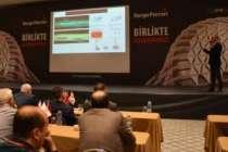 """Serge Ferrari """"Birlikte Başarırız"""" sloganıyla Antalya'da bir araya geldi"""