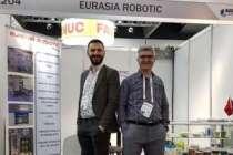 Eurasia Robotic, Auspack Fuarı'nda