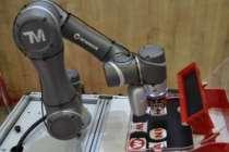 Kolaboratif robotunu görücüye çıkardı