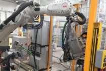 Otomotiv sektörüne 3 robotlu kaynak hattı kurdu