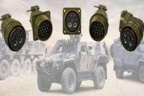 5015 Serisi Askeri Konnektörler