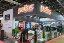 Petlas, Automechanika Dubai Fuarı'nda yeni ürünlerini görücüye çıkardı