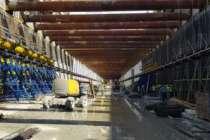 İNTEKGöktürk Metro İstasyonu ve M4 Makas Metro inşaatında