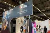 Kalekim'in yeni ürünleri Paris Batimat Fuarı'nda tanıtıldı