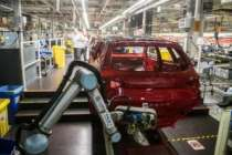 İş birlikçi robotlar, otomotiv üreticisine çeviklik kazandırıyor