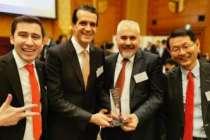 Japonya'dan He-Pro'ya inovasyon ödülü