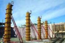 Kalıp altı iskele sistemleriyle köprü yapımını kolaylaştırıyor