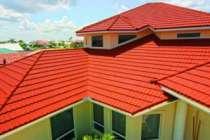 MKB Metal Kiremit'ten çatılarda estetik çözüm