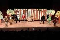 Bosch Çevre Çocuk Tiyatrosu, Muğla'da çocuklarla bir araya geldi