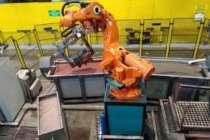 Maça boyama robotuyla hız ve verimliliğini artırdı