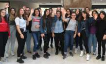 Mercedes-Benz Türk, Karaman'daki Yıldız Kızlar'la buluştu