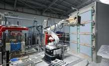Robotlarla verimlilik elde etti ve iş güvenliği sağladı