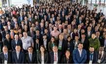 Dünya İş Ortakları Konferansı'nda Advantech Liderleriyle buluştu