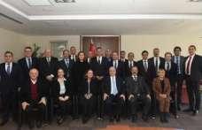 TÇMB'nin 62. genel kurulu yapıldı