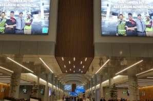 Yeni Havalimanı'na Technowood damgası