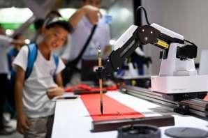 Dünya Robot Konferansı - Çin