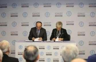 AYBÜ ile Alvimedica arasında yılın protokolü imzalandı
