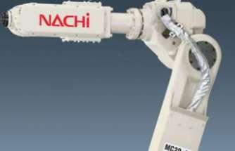 Nachi, 0 derece ortama uygun robot hattı kurdu